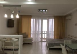 Вероника 6 этаж  - Крым Семидворье  лучший отдых в Алуште  первая линия Эллинг