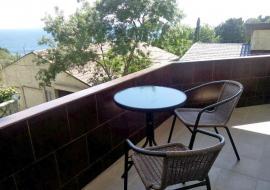 2-комнатные апартаменты для 4-5 гостей  Апартаменты №1 - гостевой дом  Гаспра