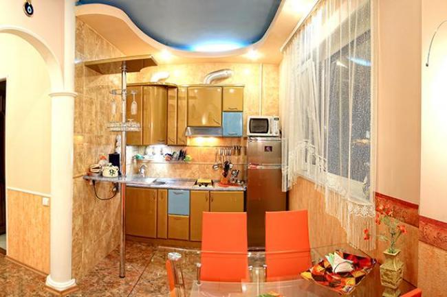 квартира в севастополе Апартаменты  2х комнатные аренда