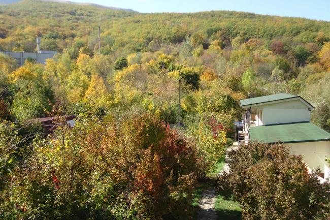 Отдых в Крымских горах